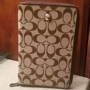 iPad mini Coach case